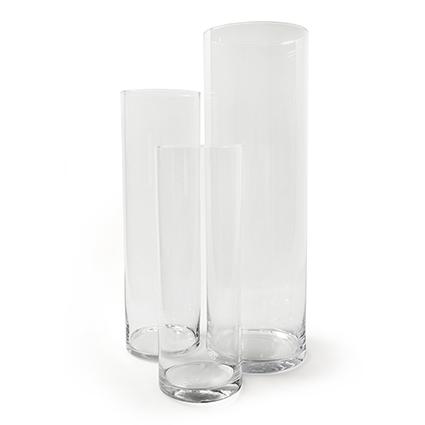 Cylinder 'trump' h50 d15 cm