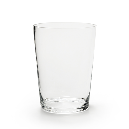 Con. vase 'nina' h24 d18,5 cm cc