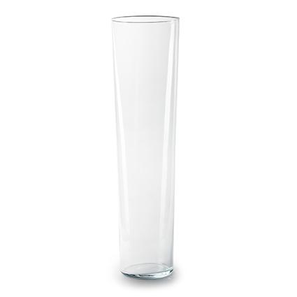 Con. vase 'everest' h70 d19 cm