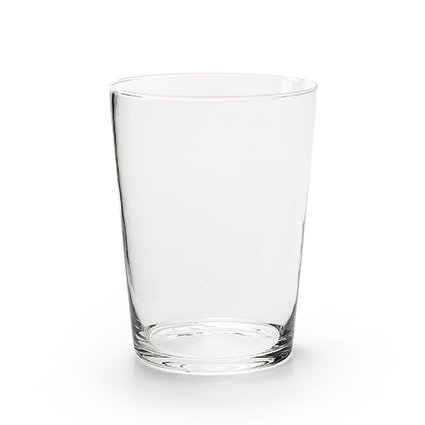 Conical vase 'nina' h24 d18,5 cm