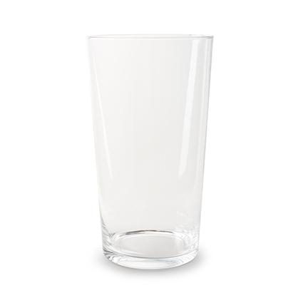 Conical vase 'bjorn' h45 d25 cm