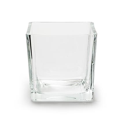 Cube 'piazza' 14x14x14 cm