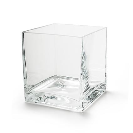 Cube 'q-line' h20x18x18 cm cc