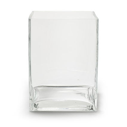 Cube 'q-line' h25x18x18 cm cc