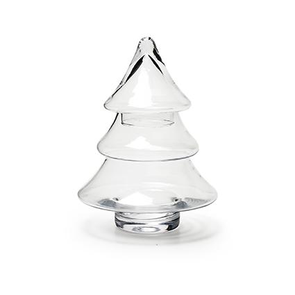 Kerstboom 'pine' h25 d18 cm