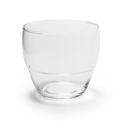 Vase 'sneezy' h12,5 d13,6 cm