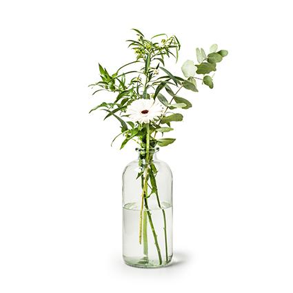 Bottlevase 'jardin' h25 d11 cm