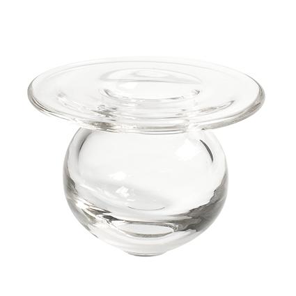 Vase 'bolplus' h6,5 d9 cm