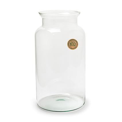 Eco vase 'nobles' h35 d19 cm