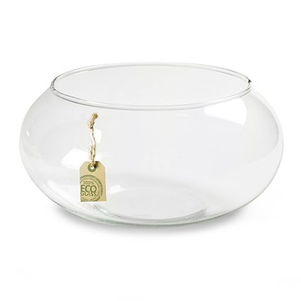 Eco Bowl 'float' h10,5 d19 cm