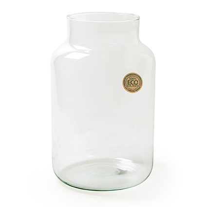 Eco vase 'gigi' h30 d19 cm