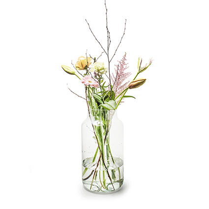 Eco Vase 'gigi' h35 d19 cm