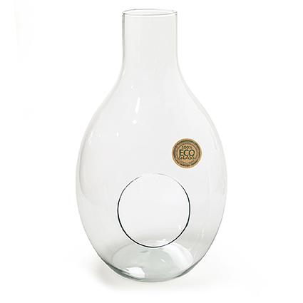 Eco vase 'brave' h57 d29 cm