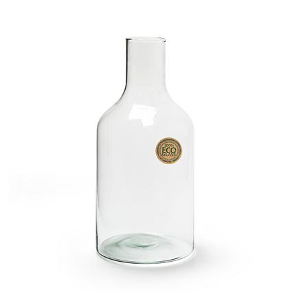Eco vase 'balance' h33 d15 cm