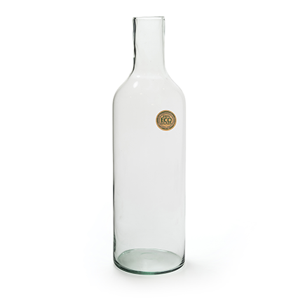 Eco Vase 'balance' h53 d15 cm