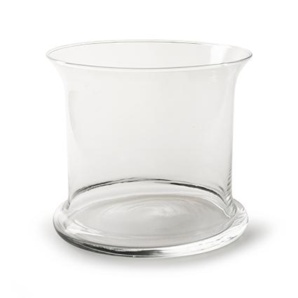 Vase 'dino' h14 d15 cm