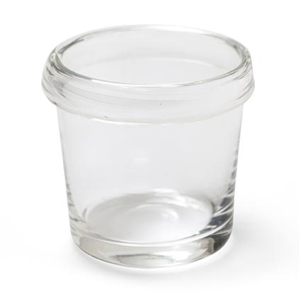 Vase 'randy' h8 d9 cm