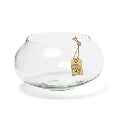 Eco bowl 'float' h10 d19 cm