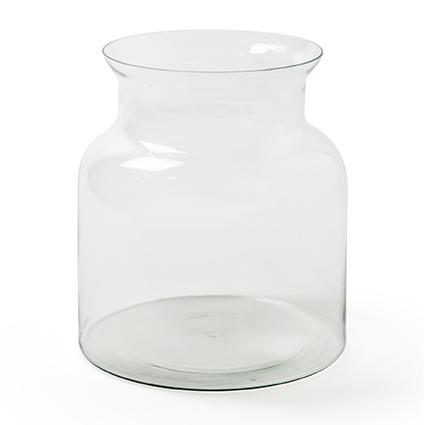 Eco vase 'nobles' h20 d19 cm cc no label