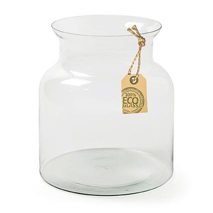 Eco Vase 'nobles' h20 d19 cc