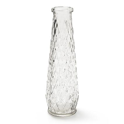 Bottlevase 'rachel' h22 d4/6,5cm