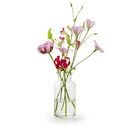 Vase 'braxton' h16,5 d8 cm