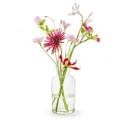 Vase 'braxton' h20 d10 cm