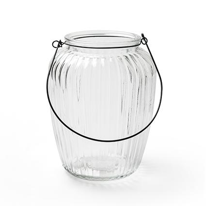 Jar 'britt' h19 d14cm