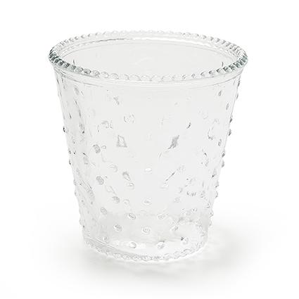 Vase 'jens' h12,5 d12,5 cm