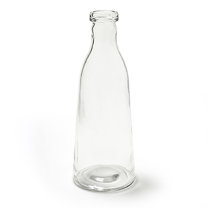 Bottle 'milly' h27 d4/10,3cm