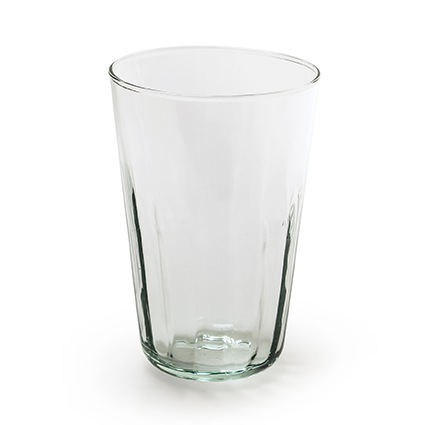 Eco glas 'mira optic' h12 d8