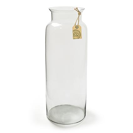 Eco vase 'nobles' h50 d19cm cc