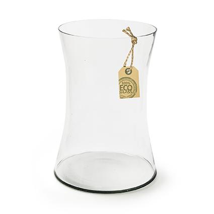 Eco vase 'elke' h25 d19 cm cc