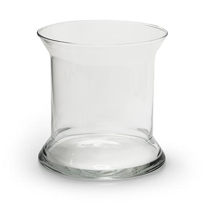 Vase 'ice' h18 d18 cm