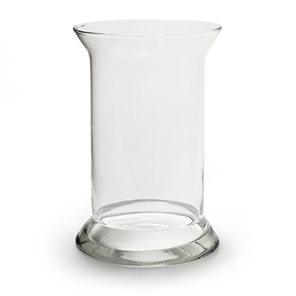 Vase 'ice' h27 d18 cm