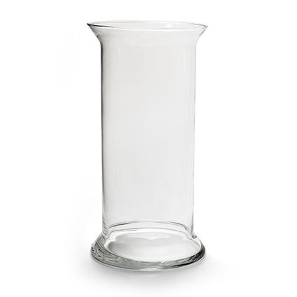 Vase 'ice' h35 d18 cm