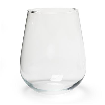 Vase 'hugo' h23 d19 cm