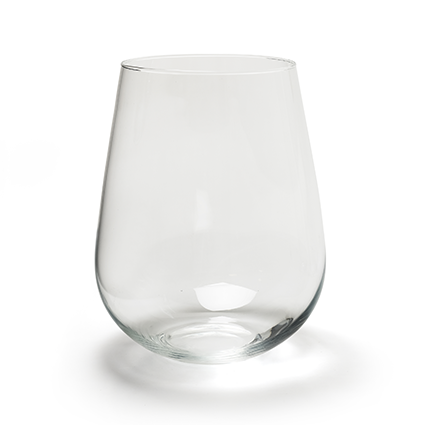 Vase 'hugo' h30 d24 cm