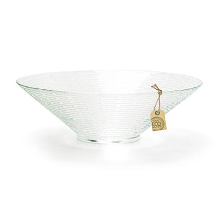 Eco bowl 'maze' h7 d23 cm