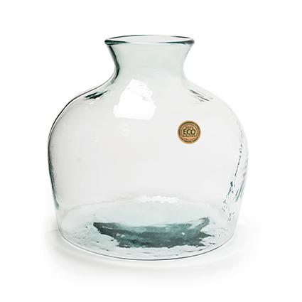 Eco vase 'terrarium' h35 d34 c
