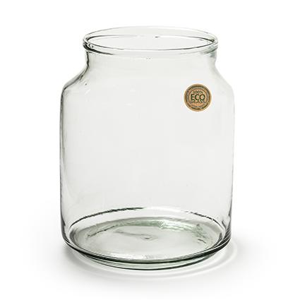 Eco vase 'nolan' h23 bd18/td13