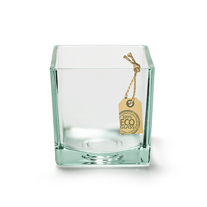 Eco cube 10x10x10 cm