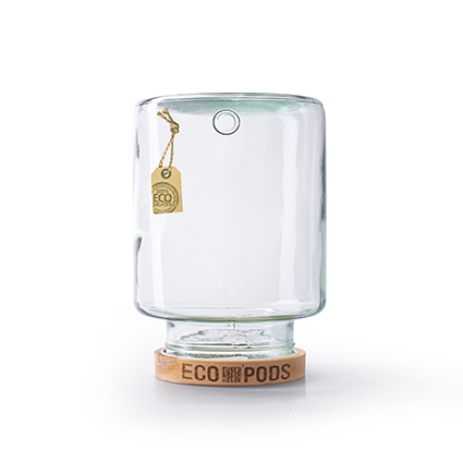 Micro Greenhouse 'eco pods'  h20 d15,5 cm