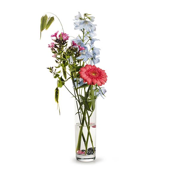 Mini vase 'tyron' h17 d6 cm NO EAN