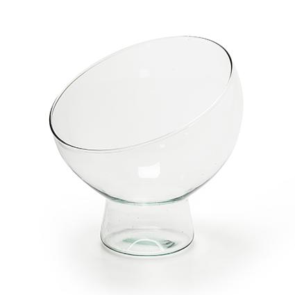 Eco bowl/foot 'bob' h20 d19 cm