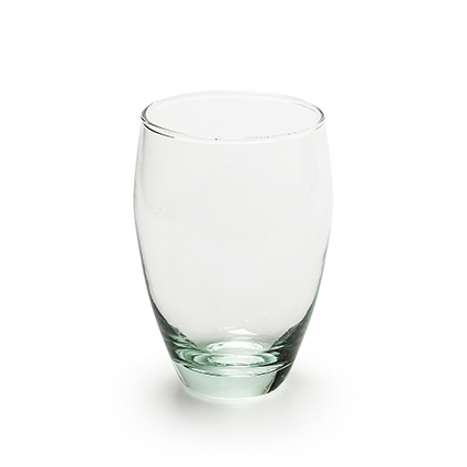 Eco glass h10 d7 cm