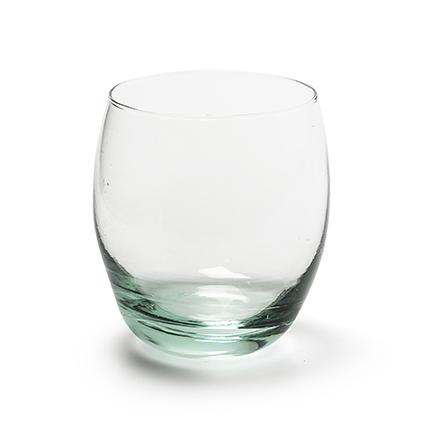 Eco glass h9 d9 cm