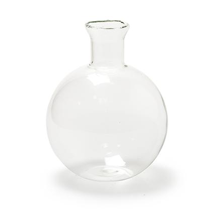Glassdeco 'standing' d8 cm