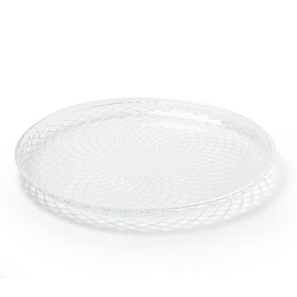 Plate 'wizz' d30 cm