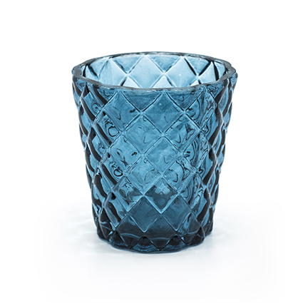 Candlelight 'loulou' blue h7,5